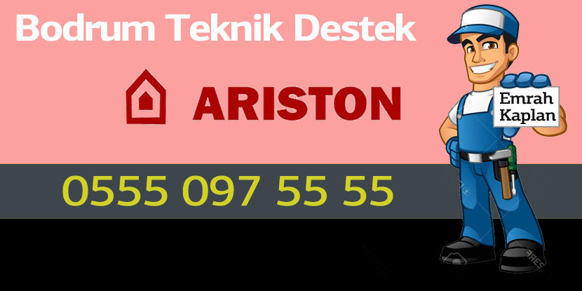 Bodrum Ariston  Servisi